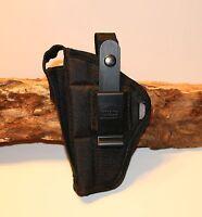 Wsb-19 Side Gun Holster Fits Beretta 84 B With Laser 4 Barrel