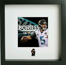 NFL American Football lego 3D photo frames ANY TEAM MOST PLAYERS