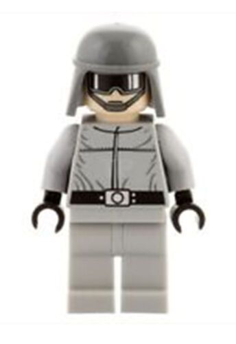 SW0093 NEW LEGO IMPERIAL AT-ST PILOT FROM SET 852553 STAR WARS EPISODE 4//5//6