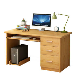 A59S-Computer-Desk-Office-Workstation-Laptop-PC-Table-with-3-Drawer-Cabinet