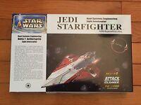 Star Wars Fine Molds 1/72 Jedi Starfighter Model Rare