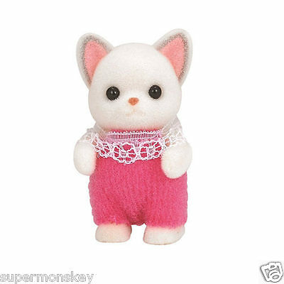 Puppen & Zubehör Frank Sylvanian Families I-107 Chihuahua Dog Baby Doll Ep14752 Skillful Manufacture