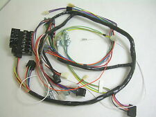 1959 Impala Belair El Camino Under Dash Wiring Harness with Fusebox Automatic