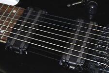 Lace 21135 Alumitone Aluma Deathbar 3.5 - 7 or 8 String Guitar Pickup - Black