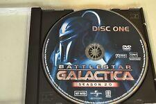 Battlestar Galactica Second Season 2.0 Disc 1 Replacement DVD Disc Only **