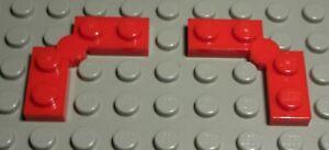 Lego Platte Scharnier Gelenk 1x2 auf 1x2 Rot 2 Stück (761 #) - Gladbeck, Deutschland - Lego Platte Scharnier Gelenk 1x2 auf 1x2 Rot 2 Stück (761 #) - Gladbeck, Deutschland