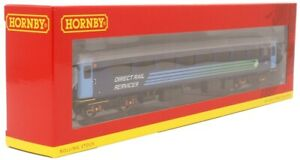 Hornby R4966 DRS Mk2f Standard Open Renumbered to 6173