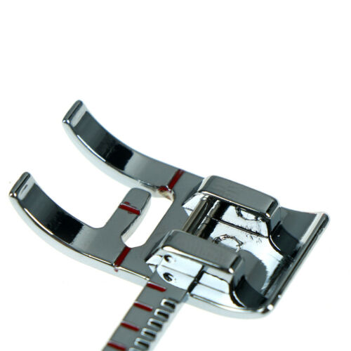 1pc Adjustable Guide Sewing Machine Presser Foot Fits All Low Shank OD