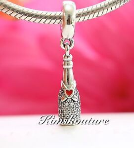 8a54ea919 Image is loading Authentic-Pandora-Celebration-Time-Dangle-Charm-Red-Enamel-