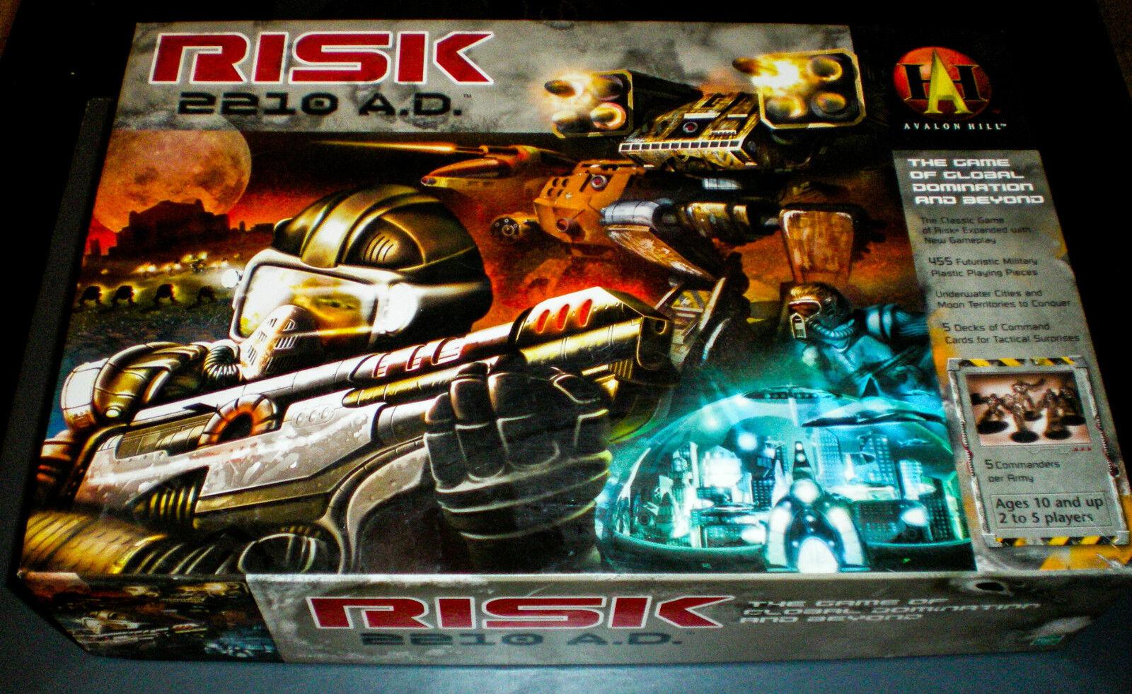 RISK 2210 AD - US   ENGLISH VERSION
