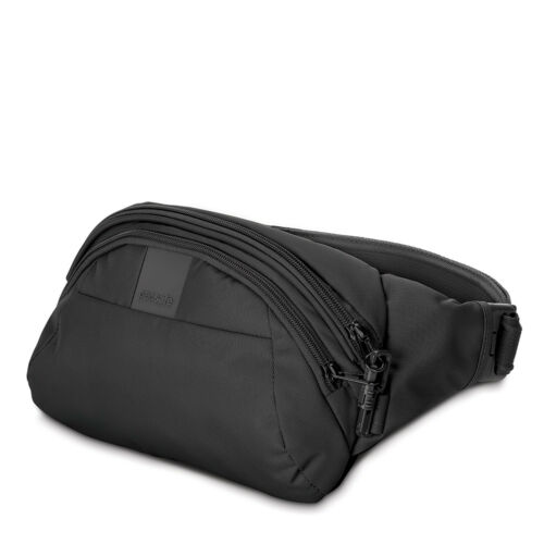 Ls120 Pack New Hip Pacsafe Bnwt Black Metrosafe Men's q1xzt
