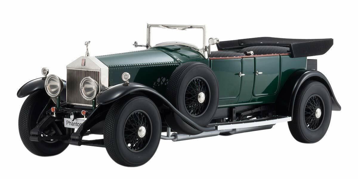 Kyosho Original 1 18 Rolls Royce Phantom 1 Green Completed