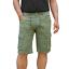 Bermuda-Uomo-Cargo-Pantalone-corto-Cotone-Tasconi-Laterali-Shorts-Casual-Nero miniatura 17