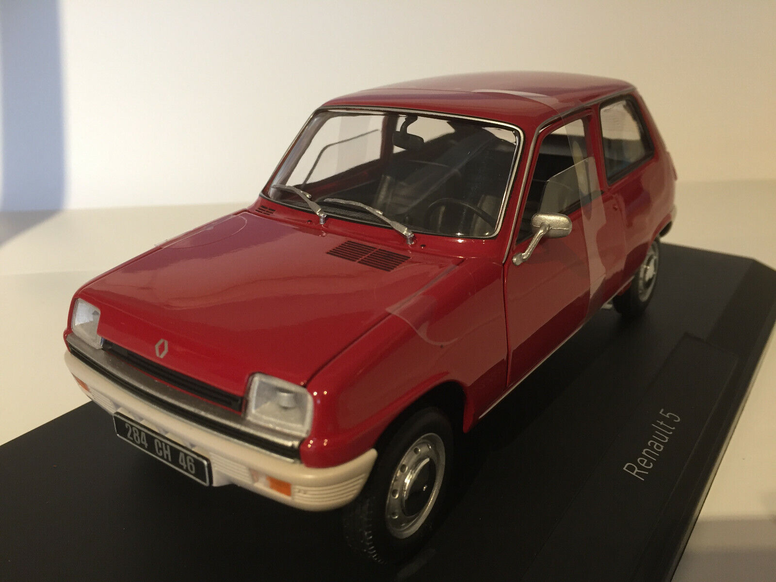 Norev Renault 5 1972 Rouge 1 18 185152 16