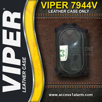 Viper 7944v Leather Remote Control Case For The Color 2-way Remote Control 5906v