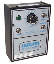 Leeson DC Motor Control 174308.00 - NEMA 1 - 90-180 VDC 1/8 HP to 2 HP Reversing