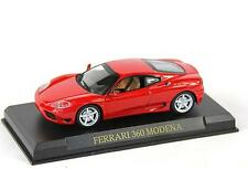 FERRARI 360 MODENA 1:43 MAGFE10 NEW RED IXO BLISTER PACK