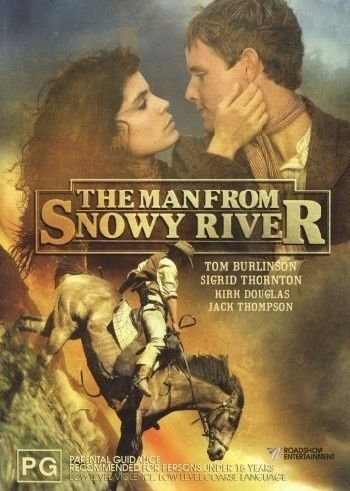 1 of 1 - Man from Snowy River NEW R4 DVD