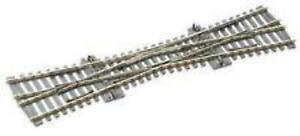 Peco-SL-180-OO-Gauge-Code-75-Insulfrog-Single-Slip-12-angle