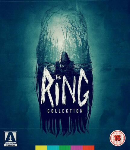 The Ring Collection - Nanako Matsushima, Miki Nakatani Brand New Sealed Blu-ray