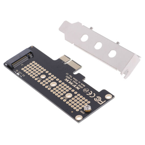 NVMe PCIe M.2 NGFF SSD to PCIe x1 adapter card PCIe x1 to M.2 CardWithBracketTDO