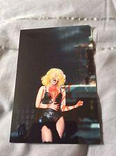 Lady Gaga photo dedicace autograph collector rare CHANTEUSE
