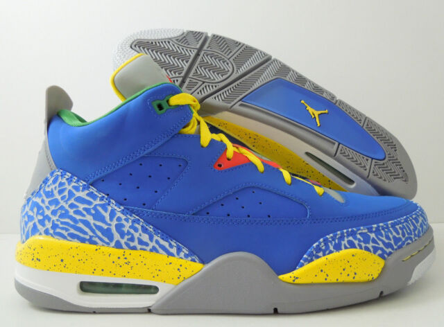 new products d291b cf4e5 NIKE JORDAN SON OF LOW DO THE RIGHT THING GAME ROYAL BLUE SZ 11  580603
