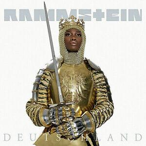 Rammstein-Deutschland-Limited-7-034-Inch-Vinyl-Single-Richard-Z-Kruspe-Remix-Neu