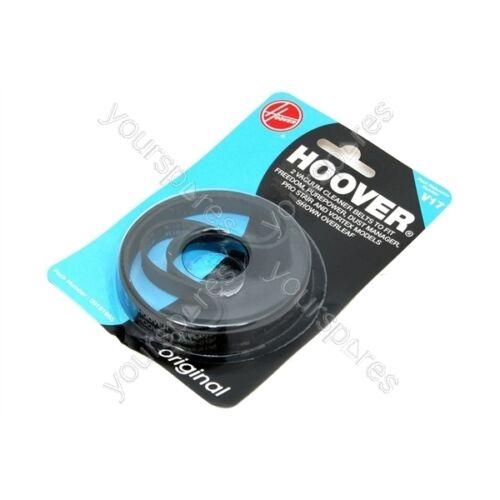 Hoover V17 ceinture pour unique ceinture Modèles-Pack de 2