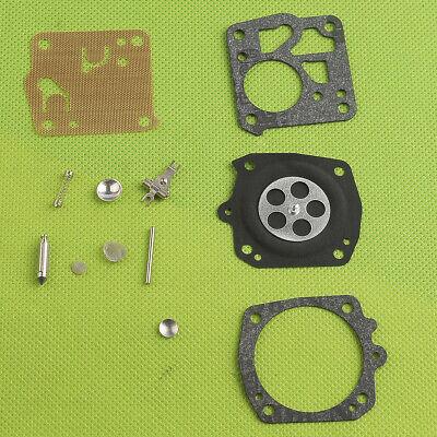 Carburetor Rebuild Kit For Husqvarna 61 66 65 77 162 181 185 266 268 Chainsaw