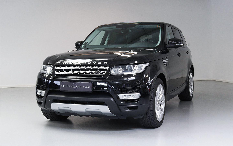 Land Rover Range Rover Sport 3,0 SDV6 HSE aut. 5d