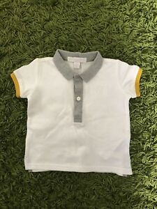 b5625caa660b Image is loading Authentic-Burberry-Baby-Boy-Polo-Size-9M