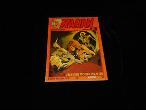Rahan-18-New-Collection-ISLE-Of-Living-Dead-Editions-Vaillant-11-1980