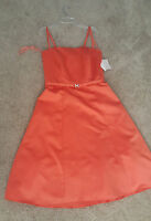 David's Bridal Pbcoral Dress Size 8 Free S/h With 6 Items