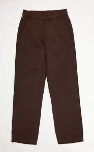 Armani jeans pantalone vintage uomo usato gamba dritta w34 tg 48 boyfriend T3907