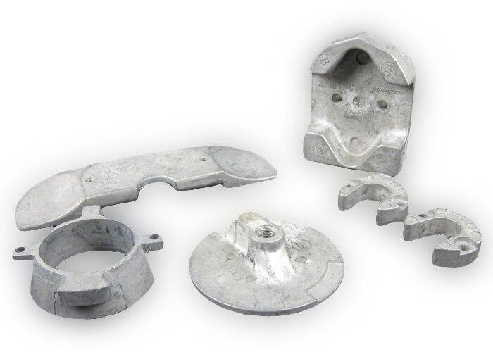 Mercruiser Magnesium Anodensatz Alpha One no 4451 Zink Neu 4451 no db03ce