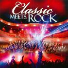 Classic Meets Rock by Various Artists (CD, Oct-2010, 2 Discs, ZYX)