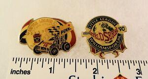 2-Little-League-Baseball-PINs-PA-D13-amp-World-Series-1990