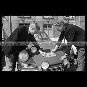 pha-019219-Photo-PORSCHE-911-TULIP-RALLY-TULPEN-RALLYE-1966-Car-Auto