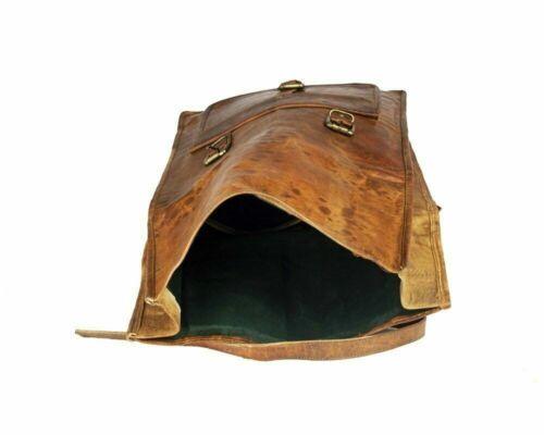 original dos homme à vintage pour à dos cuir scolaire Sac sac bandoulière en cartable à NwZ8PXkn0O