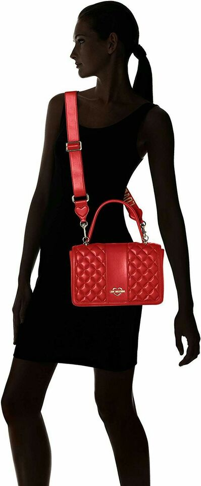 Crossbody, Moschino, andet materiale