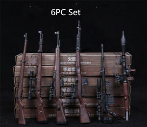1-6-Gun-Weapon-Model-Toys-Assembled-Rifle-F-12-034-Action-Soldiers-Figure-Body-Toys