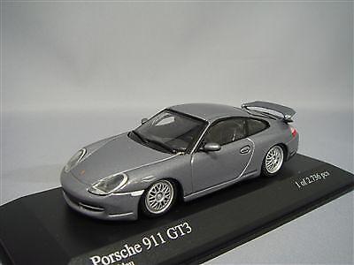 miglior prezzo Minichamps 1 43 43 43 Porsche 911 GT3 Dark grigio from Japan  produttori fornitura diretta