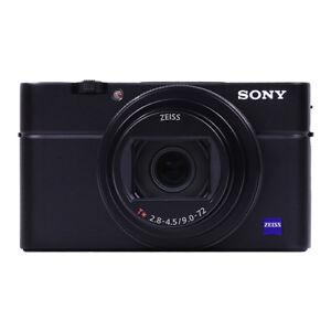 Sony Cyber-shot DSC-RX100 VI M6 20.1MP Digital Camera 4K Video Black