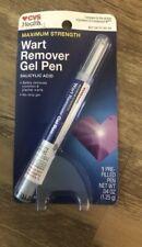 Cvs Wart Remover Gel Pen Maximum Strength For Sale Online Ebay