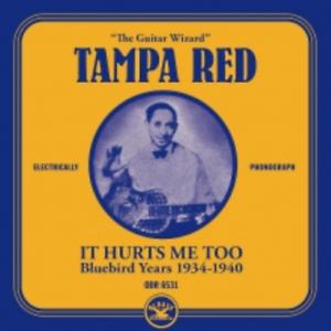 TAMPA-RED-IT-HURTS-ME-TOO-BLUEBIRD-YEARS-1934-1940-JAPAN-MINI-LP-CD-C94
