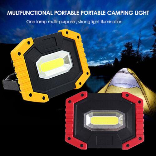Wasserdicht 30W LED Licht Camping Auto Wieder Aufladbar Arbeits Fackel USB lampe