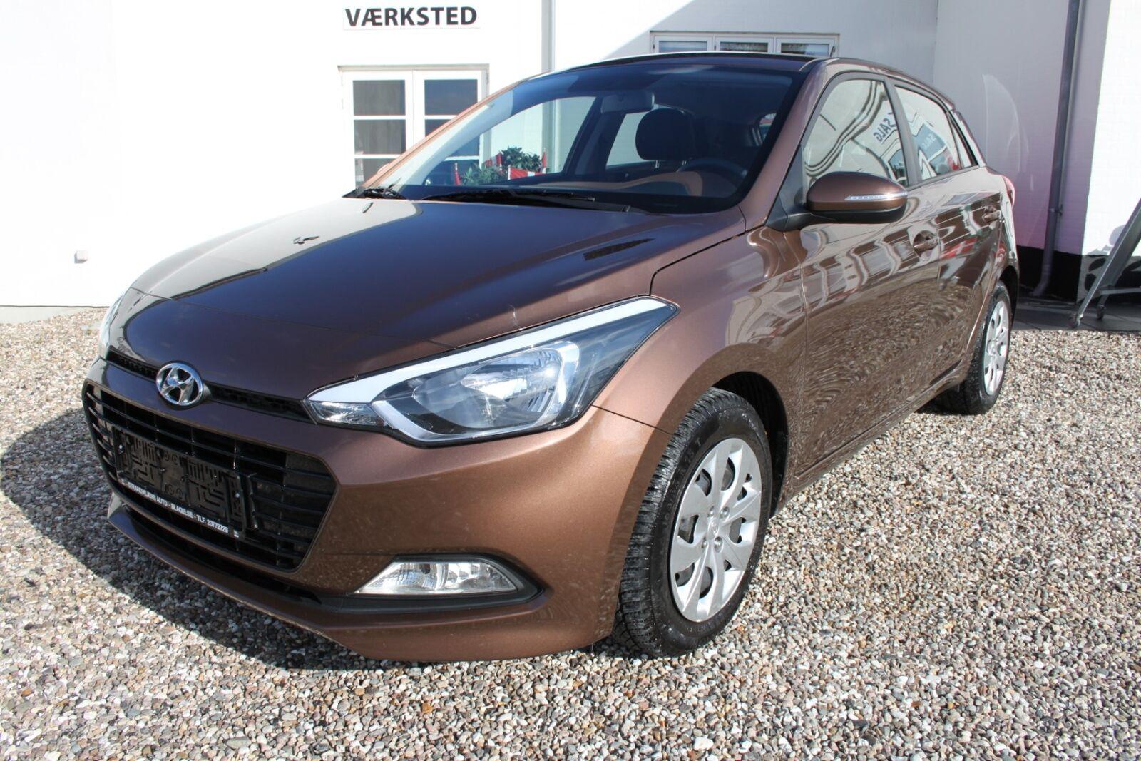 Hyundai i20 1,0 T-GDi Life+ 5d - 99.900 kr.