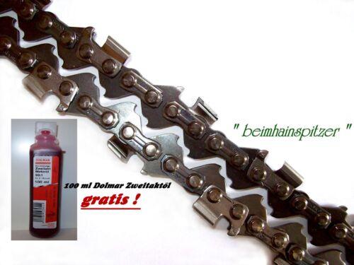 3 x Sägekette 45 cm 0.325 x 1,5 VM für Kettensäge Solo Zenoah Poulan Partner u.a