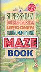 Maze Book by Barry Evans (Spiral bound, 1998)